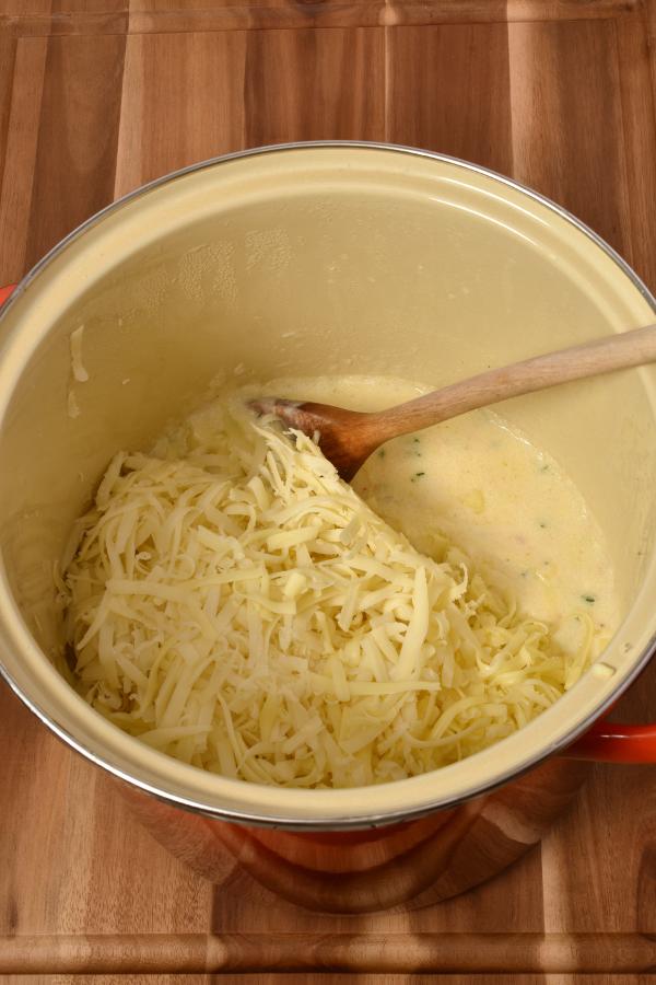 Swiss Alps Mac and Cheese | WednesdayNightCafe.com