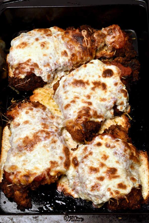 Chicken Parmesan – Better than a Restaurant | WednesdayNightCafe.com