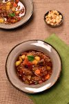 Andes Mountains Quinoa Beef Soup| WednesdayNightCafe.com