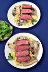 Steak Stroganoff| WednesdayNightCafe.com