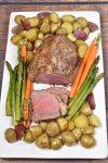 Top Round Roast| WednesdayNightCafe.com